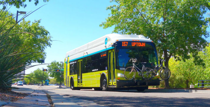 Abq Ride Buses Parking Amp Transportation Services The