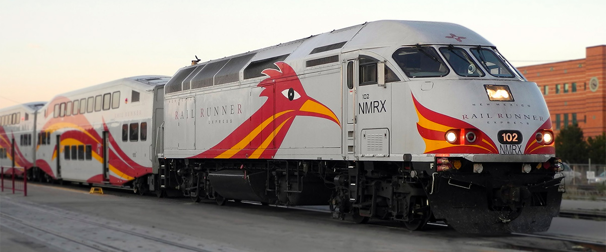Image result for nm rail runner